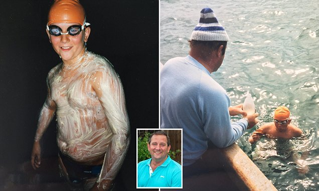 I tried to become the youngest person to swim The Channel aged just 11
