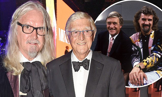 Michael Parkinson admits Billy Connolly's 'wonderful brain has dulled'