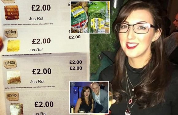 Graduate, 30, buys home after saving £15,000 for deposit using coupons