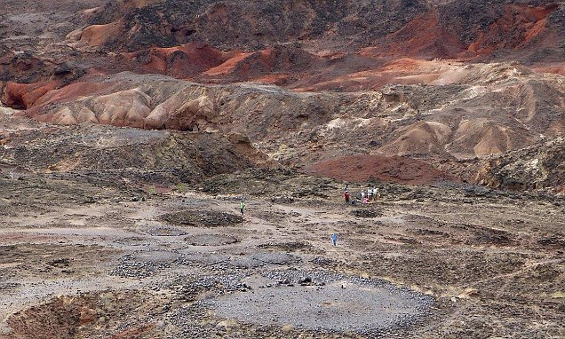 Massive 5,000 year old cemetery discovered in Kenya