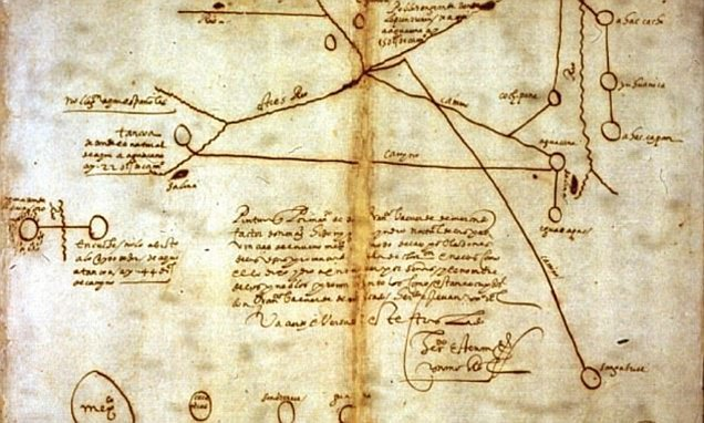 Professor may have unearthed long lost 17th century civilization