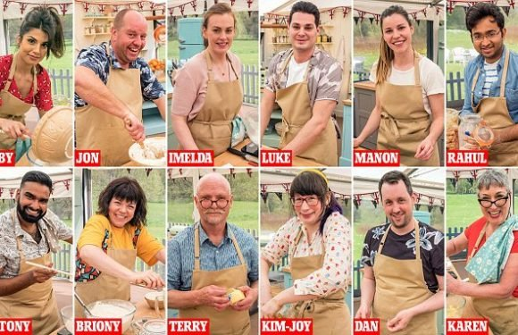 GBBO 2018: Meet the new batch of bakers competing in the famous tent
