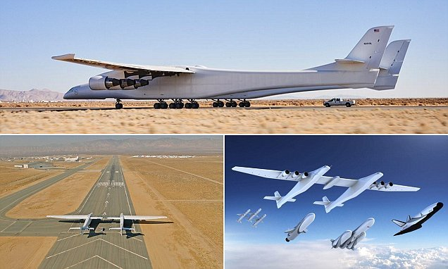 The world's biggest plane inches closer to takeoff
