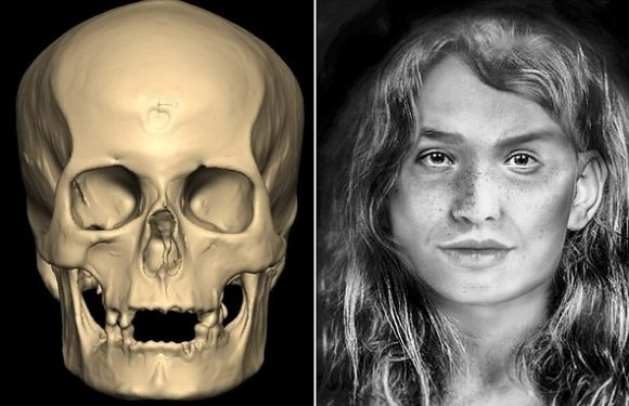 Canary Islander´s face recreated 600 years after culture made extinct