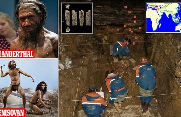Prehistoric love child of a Neanderthal and Denisovan unearthed