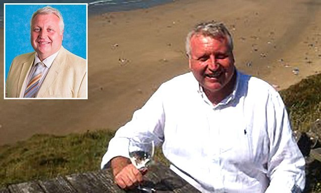 Councillor criticised for saying he wouldn't vote for the 'English'