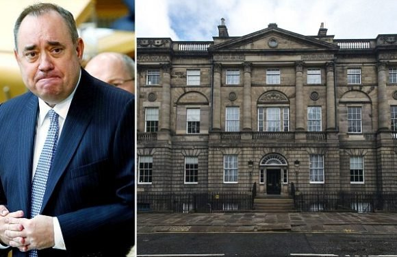 Alex Salmond has been accused of sexually assaulting two staff members
