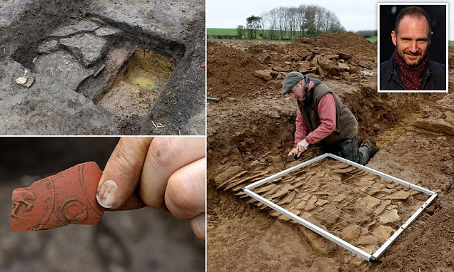 Metal detectorist discovers one of the biggest Roman villas ever found