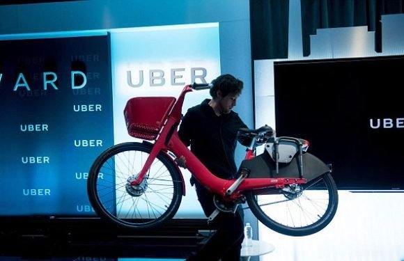 Uber plots use of more scooters and bicycles instead of cars