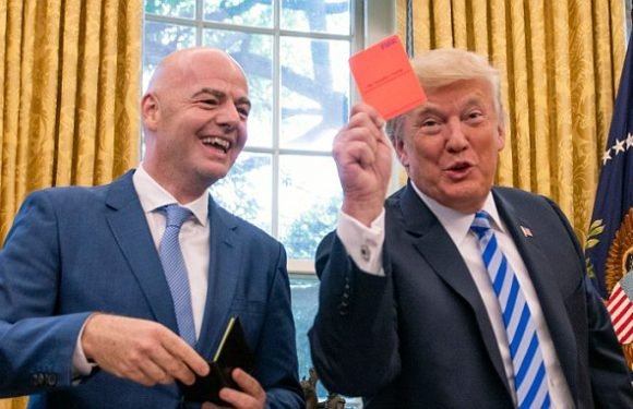 Trump mocked for saying 'soccer is one of the fastest growing sports'