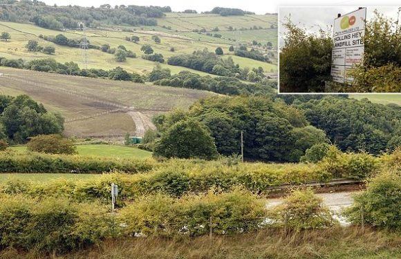 A-level student found dead on landfill site on exam results day
