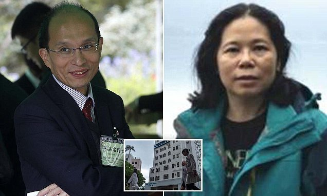 Hong Kong professor arrested for murder after body found in suitcase