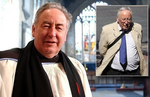 Vicar, 84, dies in prison just weeks after he was jailed for sex abuse