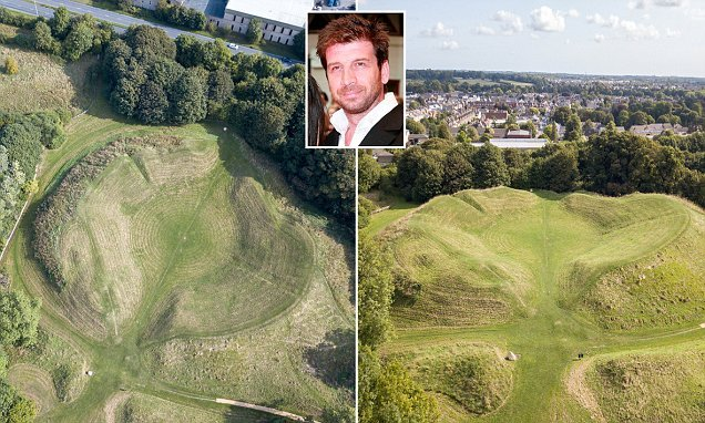 Nick Knowles says he knows King Arthur's Camelot was in Cirencester