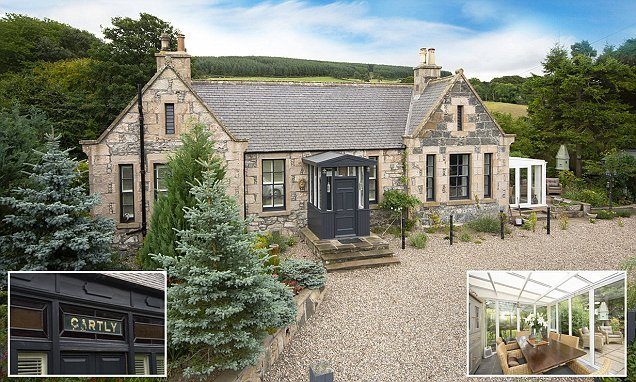 Former Victorian train station goes on sale for £210,000