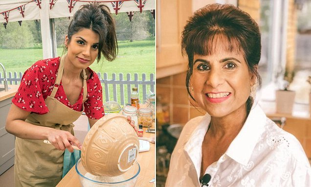 Great British Bake Off star Ruby Bhogal's mum feared she'd go early