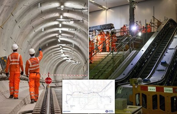 New east-west railway Crossrail will miss December opening date