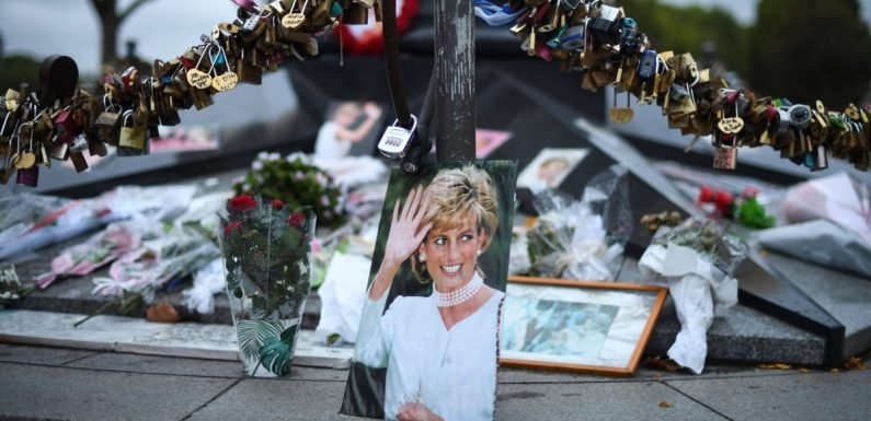 This Is Where Princess Diana Died, and It's Still Filled With Loving Tributes to Her Memory