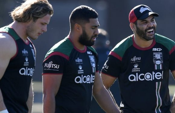 Premiership rivals beware – Inglis is back and he's as fit as ever