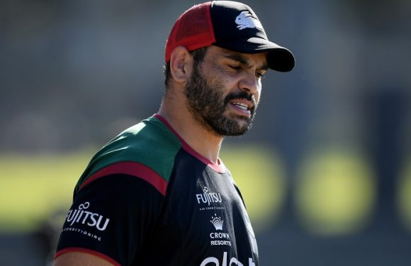 Inglis hoping to get thumbs-up to return for Rabbitohs
