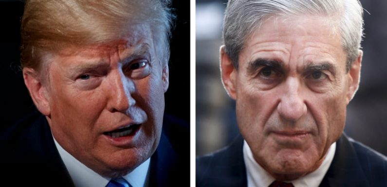 Enough is enough, it's time for Mueller to bring out the big guns