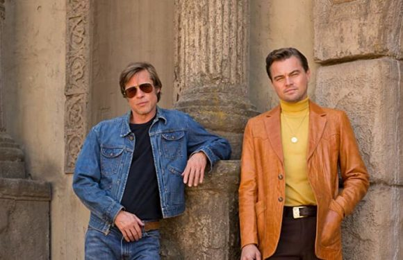 Sony cops to Photoshopping DiCaprio's chin, Pitt's neck in promo pics
