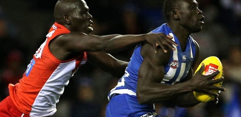 Fear, footy and cultural cohesion
