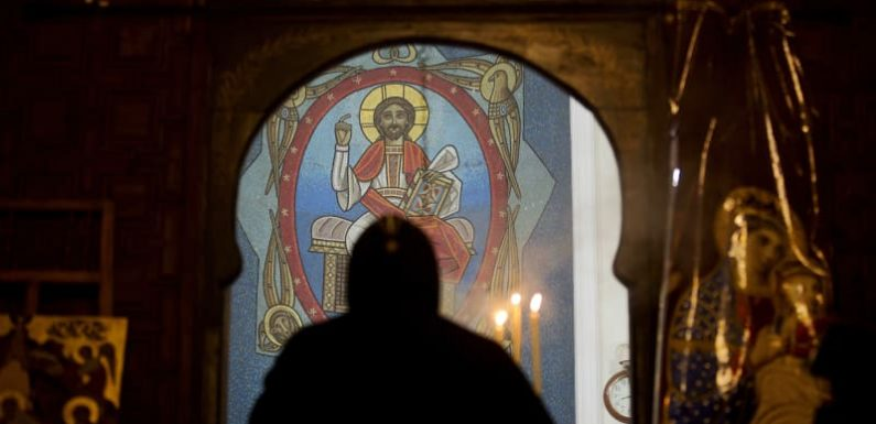 Egypt charges two monks with killing bishop