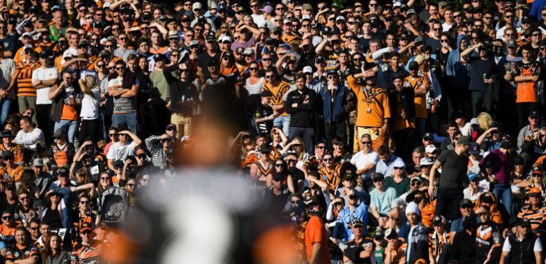 Is Leichhardt really that much of an edge for the Tigers?