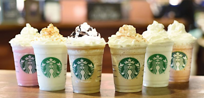 Starbucks' Aug. 23 Happy Hour Offers BOGO Frappuccinos, So Bring A Friend