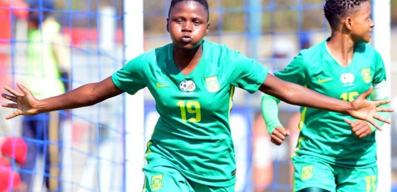 Canberra United sign South African stars