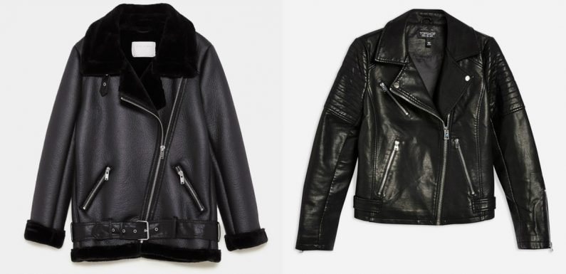 13 Cheap Leather Jackets For Fall 2018 That Will Make You Feel Cooler Than Danny Zuko