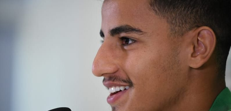 Rodgers' call wooed Arzani to Celtic FC