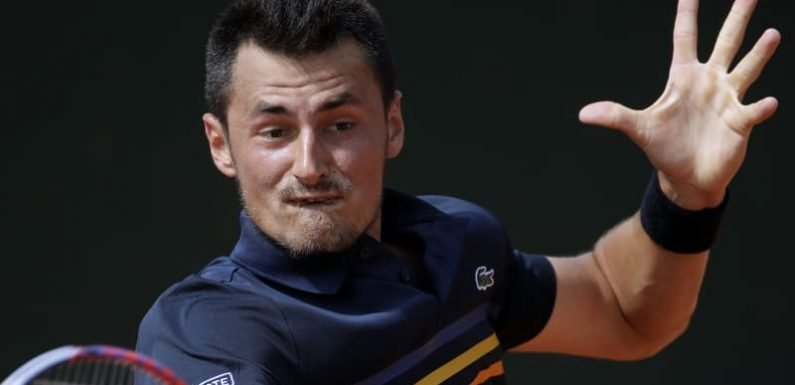 Spicy showdown: Kokkinakis and Tomic to meet in US Open qualifier