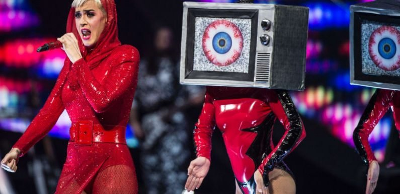 Katy Perry review: Panache and fireworks from pop princess
