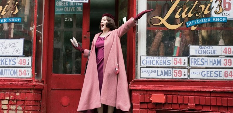 These Clues About 'Marvelous Mrs. Maisel' Season 2 Will Blow Your Mind