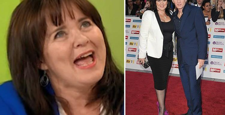 Coleen Nolan reveals she's finally 'friends again' with ex Ray Fensome six months after split