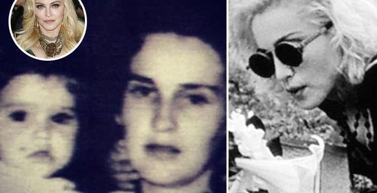 Madonna reveals how the death of her mum has left her 'afraid to love'