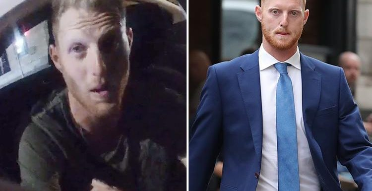 Ben Stokes tells jurors he downed six vodkas and three lagers before street brawl where 'victim could've been killed'