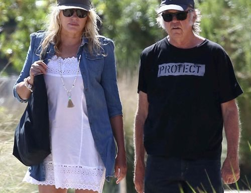 Daryl Hannah And Neil Young Probably Got Married