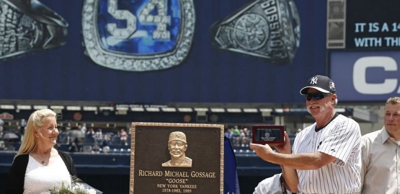 Hall Of Fame Pitchers Rich 'Goose' Gossage And Don Sutton Think Baseball Is In Trouble