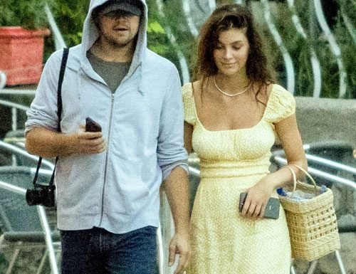Uh huh… Leonardo DiCaprio Is Supposedly Talking About Marriage With His Current 21-Year-Old Girlfriend