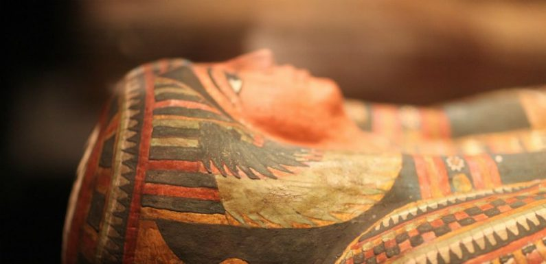 Identities Of The Alexandrian Black Sarcophagus Still Sought, Sludge Requires Further Research