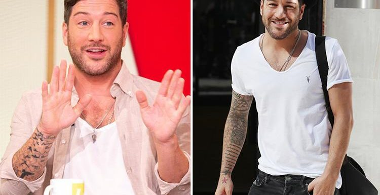 Matt Cardle admits snubbing reality shows including Strictly and I'm a Celeb cost him £1million