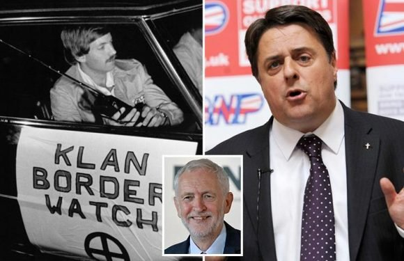 Former KKK head David Duke and ex-BNP leader Nick Griffin back Jeremy Corbyn amid fresh Zionism row
