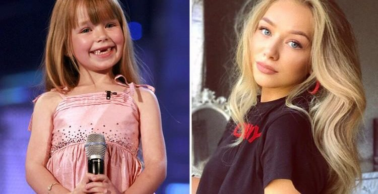 Britain's Got Talent child star Connie Talbot is now 17 and looks very different as she poses for selfies on Instagram