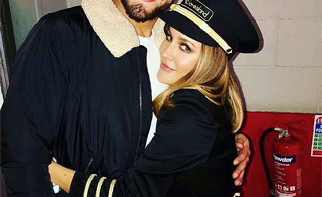 Caroline Flack and Andrew Brady confirm relationship is back on AGAIN