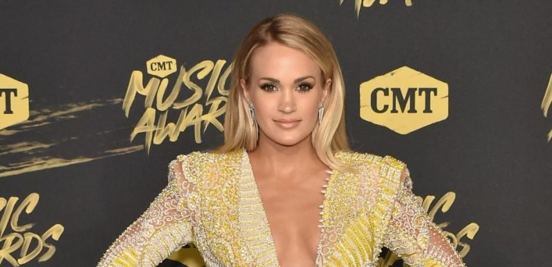Carrie Underwood Reveals How Her 3-Year-Old Son Reacted To Her Pregnancy