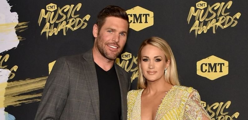 Carrie Underwood's Husband Shares Sweet Date Night Photo With His Pregnant 'Better Half'