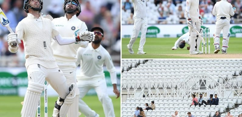 England vs India: Virat Kohli's side need just 17 balls to finish off hosts and win Third Test by 203 runs